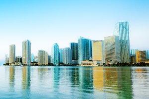 Morning in Miami