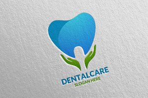 Dental Logo, Dentist Stomatology 17