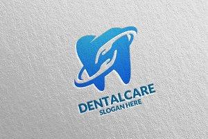Dental Logo, Dentist Stomatology 18
