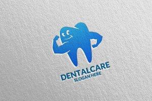 Dental Logo, Dentist Stomatology 19