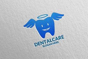 Dental Logo, Dentist Stomatology 21