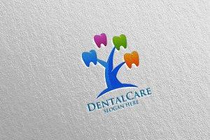 Dental Logo, Dentist Stomatology 22