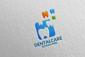 Dental Logo, Dentist Stomatology 23