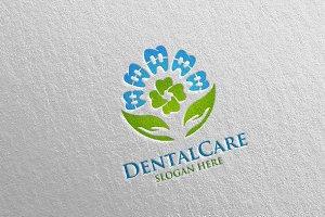 Dental Logo, Dentist Stomatology 25