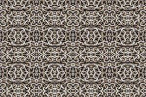 Intersecting Geometric Chains Seamle
