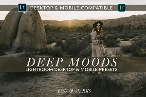 DEEP MOODS DESKTOP & MOBILE PRESETS