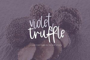 Violet Truffle