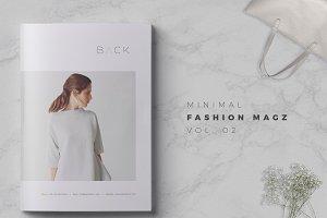 Minimal Fashion Magazine Vol. 02
