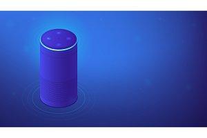 Isometric voice assistant