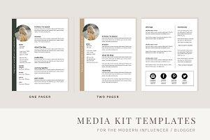 ALY | blog media kit + biz card kit