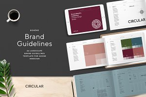 BOHEME / Brand Guidelines