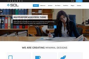 Esol Pro WordPress theme