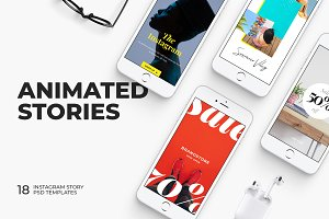 03-ANIMATED Stories Templates