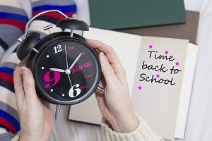concept of back to school