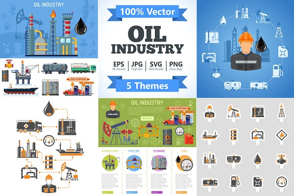 Oil Industry Concepts
