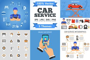 Car Services Concepts