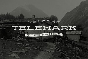 Telemark - Complete Family