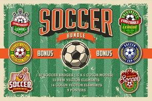 Soccer Big Bundle