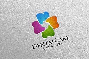Dental Logo, Dentist Stomatology 36