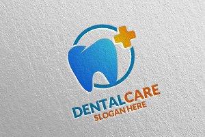 Dental Logo, Dentist Stomatology 37