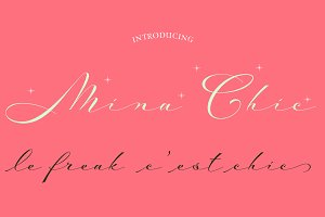 Mina Chic 10% off