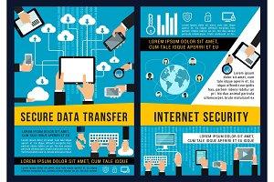 Data internet security technology