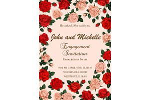 Invitation or Save the Date wedding