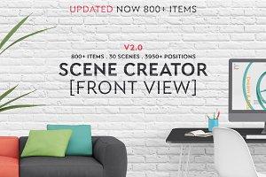 Scene Creator [Front View]