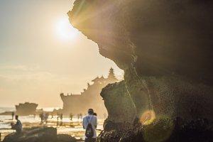 Tanah Lot - Temple in the Ocean Bali