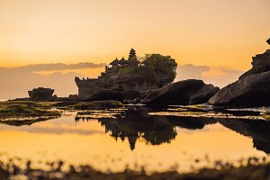 Tanah Lot - Temple in the Ocean Bali