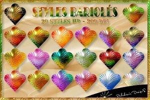 Styles Bariolés