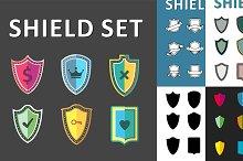 Vector Shield Set