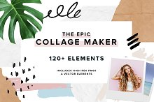 The Epic Collage Maker by  in Objects