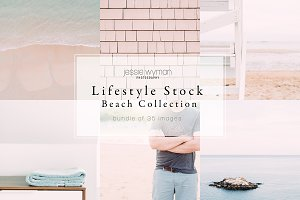 Lifestyle Stock | Beach Collection