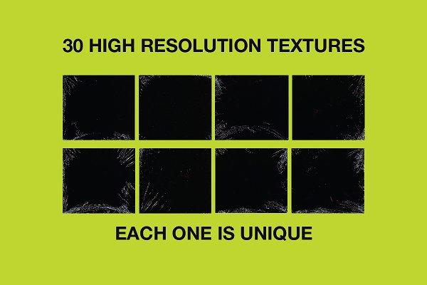30 Plastic Shrink Wrap Textures