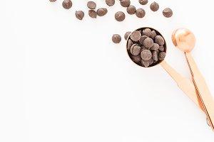 Stock Photo - Chocolate Chips III