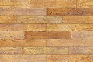 Seamless light brown parquet texture