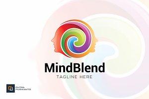 Mind Blend - Logo Template