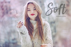 Soft - Photoshop Actions