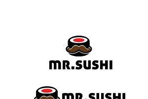 Mr.sushi Logo