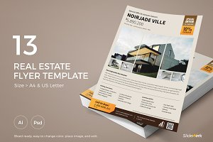 Real Estate Flyer 13