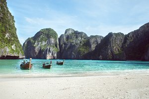 Phi Phi Ley Thailand