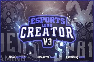 60 - E SPORTS LOGO BUNDLE V3