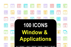Windows and Applications