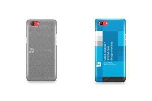 Oppo Realme 1 3d IMD Case Mockup