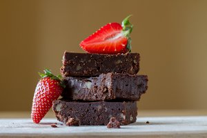 walnuts brownies