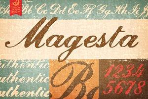 Magesta Script Complete Family