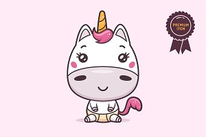 Unicorn Baby - Premium Item