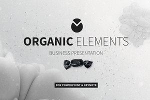 Organic Presentation - PPT & Keynote