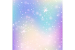Magic background with sparkles